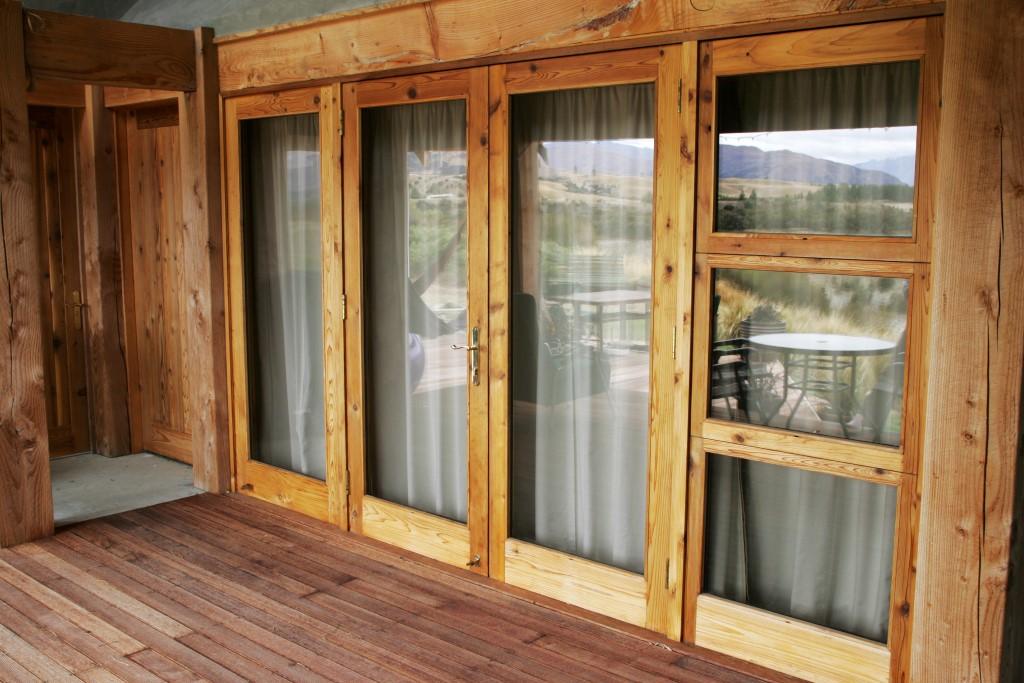 wood door joinery