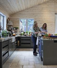 Annabel Langbein Wanaka kitchen NZ Life & Leisure