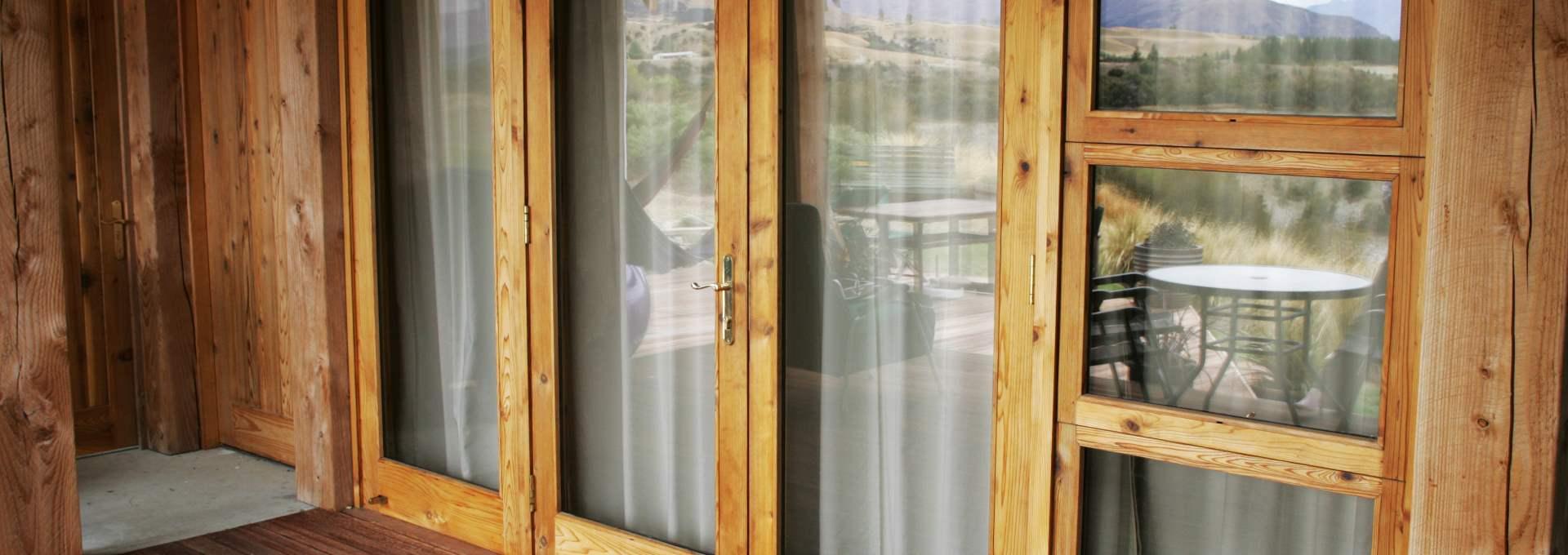 wooden door joinery