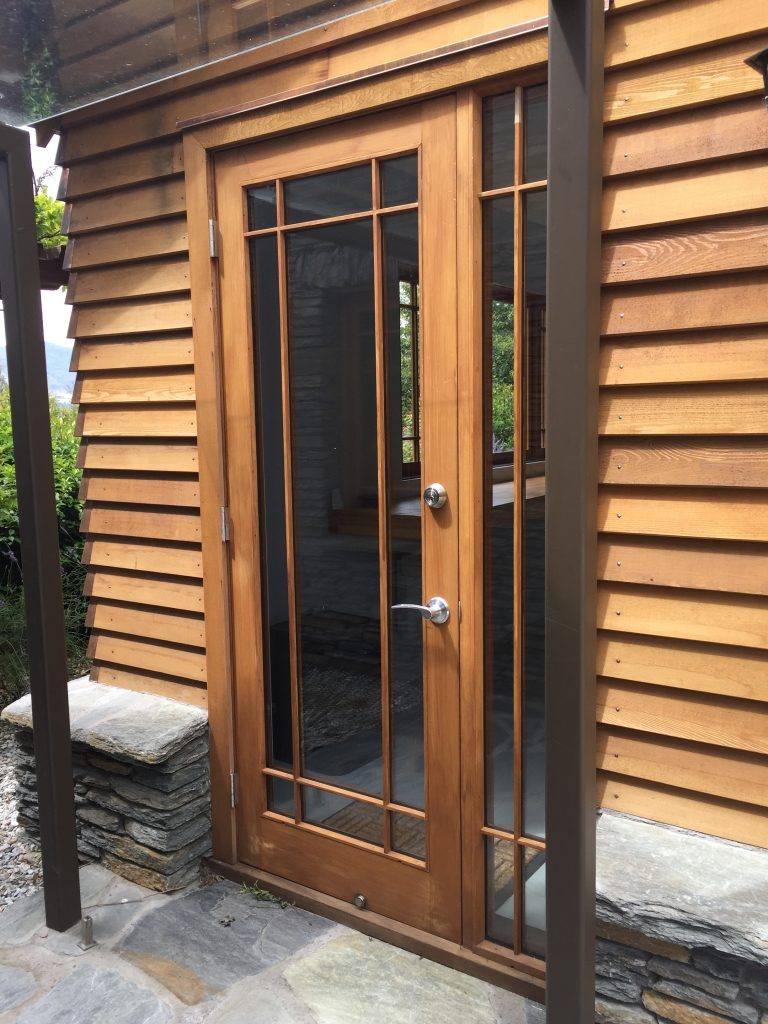 These Handcrafted Exterior Wooden Windows And Doors Are A Work Of Art From The Team At Wanaka Joinery Gl We Love Seeing What Boys Cook Up In