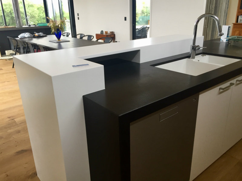 Corian - the Champion of Bench Tops! - Wanaka Joinery and Glass
